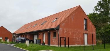 Promocil construit 35 logements neufs dont 15 en béguinage