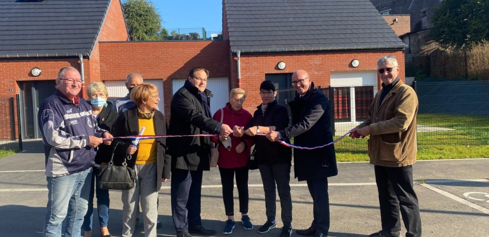 inauguration rue des forges