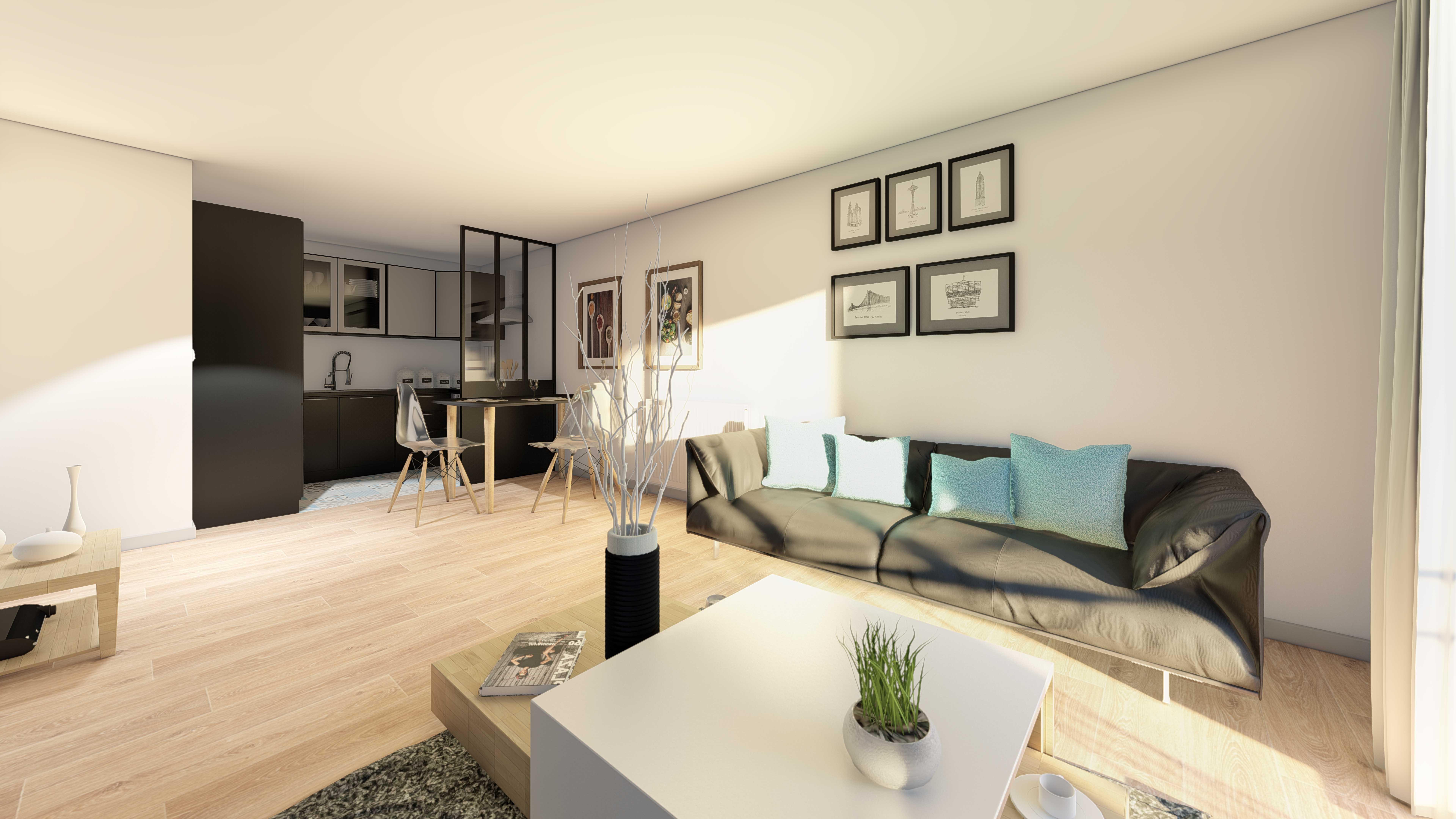 Appartements neufs à Jeumont