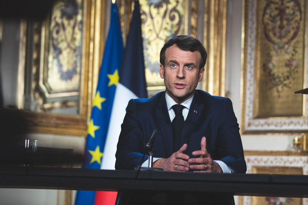 Président de la République COVID-19