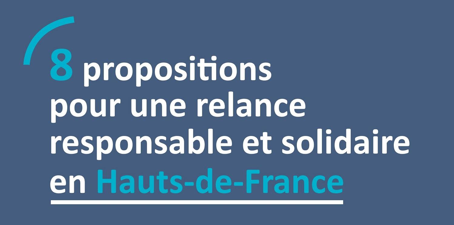 relance responsable et solidaire en Hauts de France.
