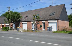 RUE CENSE DU BOIS                        - HAUTMONT 59330
